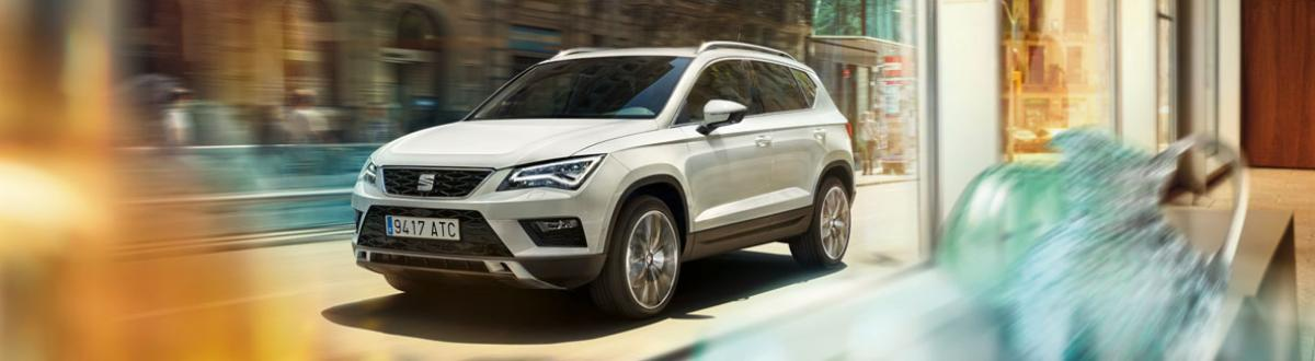 SEAT Ateca 'Best Buy Car of Europe'