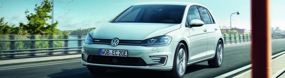 Volkswagen e-Golf: Voordelig private leasen