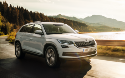 KODIAQ Limited Business Edition
