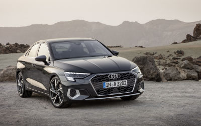 Natural beauty: de nieuwe Audi A3 Limousine