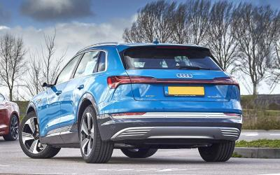 Review Audi e-tron 55 Quattro
