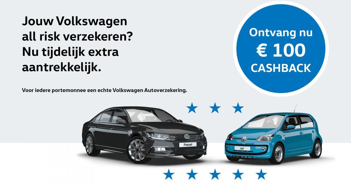 b8a04a20ed5 Volkswagen CASHBACK actie - Vallei Auto Groep